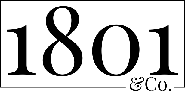 1801 and Co Logo