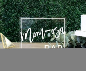 mom osa bar table sign eee