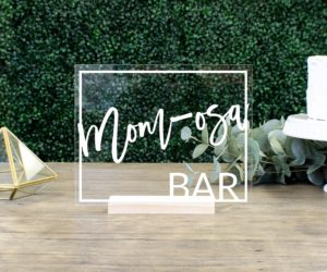 mom osa bar table sign eab