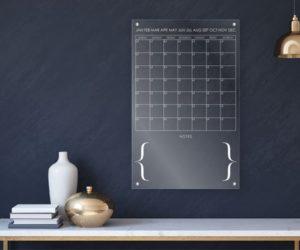 Acrylic Calendar For Wall