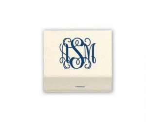 Monogram Personalized Matches, Set of 50