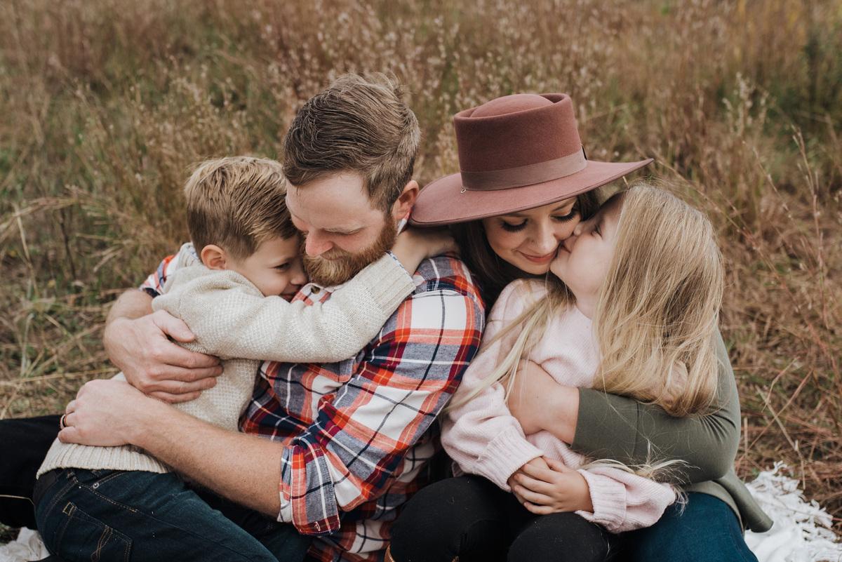 Cameron Family Photo