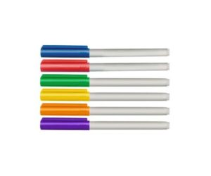 Full Color Set Wet Erase Markers
