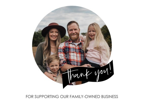 Our Family-Owned business