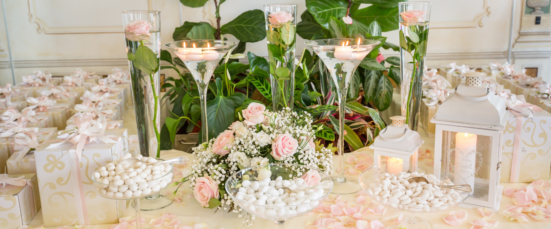 Do's and Don'ts For Wedding Favors